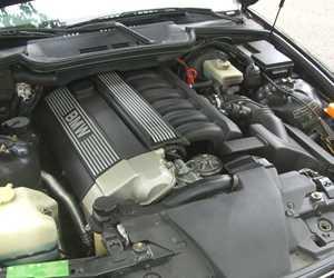 BMW 3 Series Engine