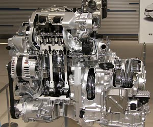 Engine for Nissan