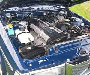 Engine for Volvo