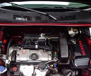 Engine for Citroen
