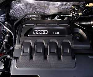 Recon Audi Engine