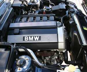Recon BMW Engine