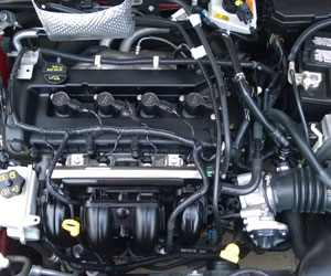 Recon Ford Engine