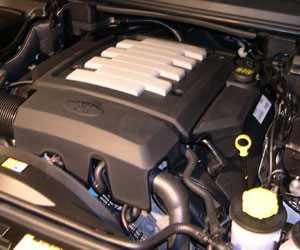 Recon Land Rover Engine
