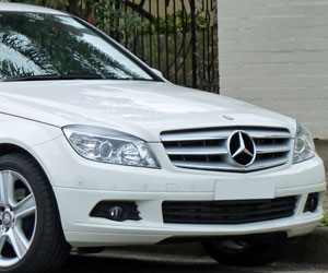 Recon Mercedes Engine