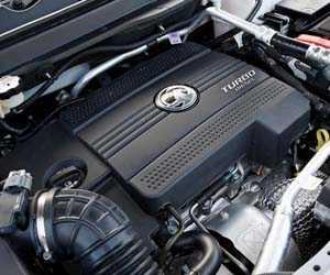 Recon Vauxhall Engine