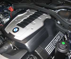 Reconditioned BMW Engine