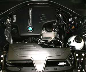 Reconditioned BMW 3 Series Engine