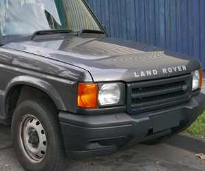 Reconditioned Land Rover Engine