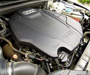 Replacement Engines for Audi