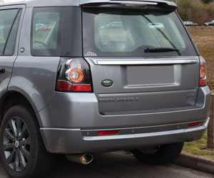 Replacement Engines for Land Rover