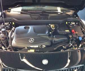 Second hand Mercedes Engine