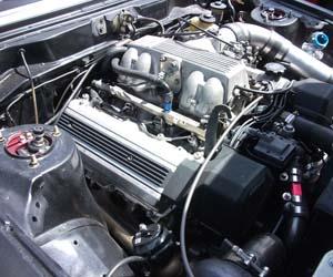 Reconditioned Toyota Engine