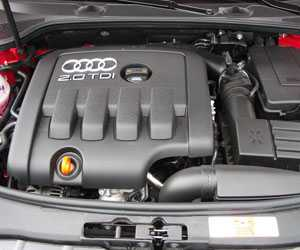 Used Audi Engine