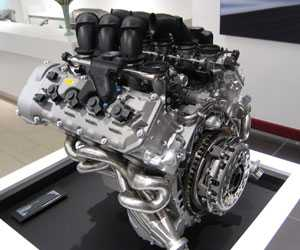 Used BMW Engine