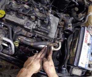 Used Vauxhall Engine