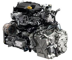 Engine for Renault