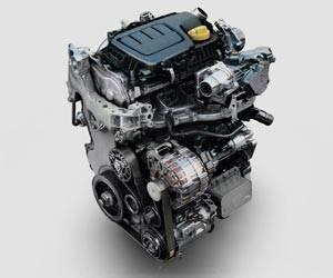 Used Renault Engine