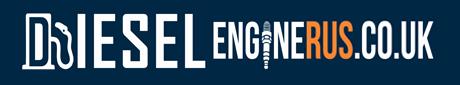 Diesel Engine R Us Logo