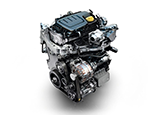 renault trafic Engine