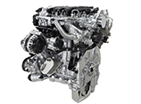 nissan navara Engine