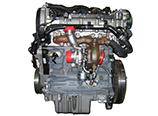 vauxhall zafira Engine